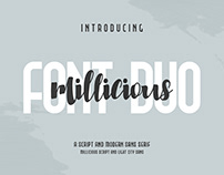 Millicious Free Font