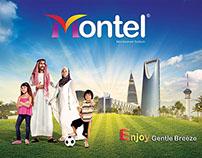 Montel - Saudia Arabia landmark