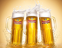 Natakhtari Beer mugs splash