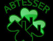 Logotipo Abtesser - Construção e Paisagismo