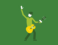 7UP - guitarist