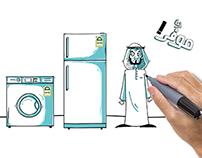 KAFAA Saudi energy efficiency center | Letabka campagin