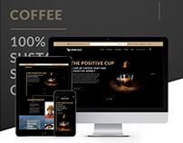 Nespresso Campaign Responsive Website and App Design