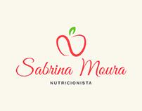 Identidade Visual - Sabrina Moura Nutricionista