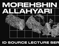 Moreshin Allahyari - Poster Lecture
