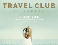 TRAVEL CLUB magazine for PALLADIUM GROUP