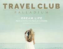 TRAVEL CLUB magazine for PALLADIUM GROUP