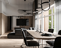 SOTERA interior design CGI