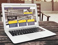 Transit Consultancy Company Web Design