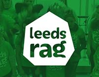 Leeds RAG Rebrand