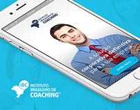 IBC Coaching - Responsive Landing Page