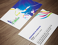 Business Card - Fitness by Steph