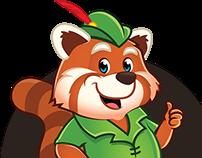 Logo + Character Bundle Bandit