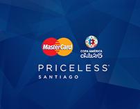 App MasterCard Priceless Santiago