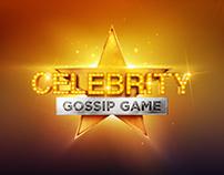 Celebrity Gossip Game Logo