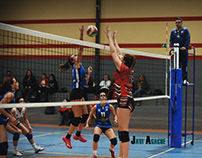 Voleibol | Yejarafe vs Cisneros 03 03 2020