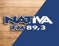 Rebrand Web | Nativa FM Campinas