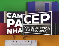 Campanha CEP (Comitê de Ética em Pesquisa)