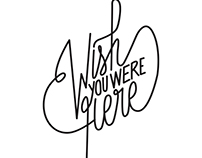 Wish you were here - A Pink Floyd illustration