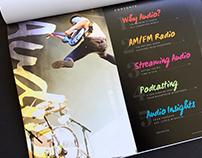 Pandora's Definitive Guide to Audio