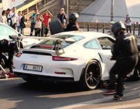 Advantage Cars Pitstop (Porsche GT3RS)