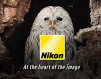 Nikon | Web banners
