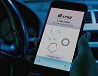 Concept d'application | APRR