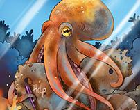 Kinderbuch Aufstand im Korallenriff