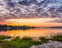 Ware River Sunrise