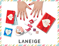 Laneige Lucky Holiday eComm