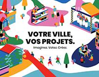 Lausanne City Campaign