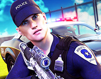 Police Game (Icon project)