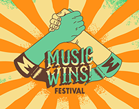 Music Wins Festival 2014 - Buenos Aires, Argentina