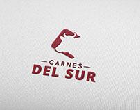 Logotipo Carnes Del Sur