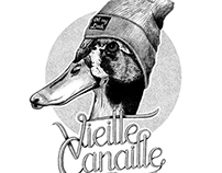 // Veille Canaille - Stepart //