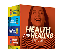 Health and Healing DVD Set (2016)