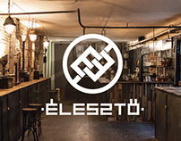 ÉLESZTŐ BAR // YEAST BEER BAR // 2013