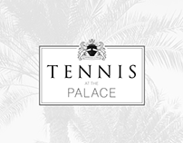 TENNIS AT THE PALACE