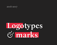 Logotypes & Marks 2016-2017