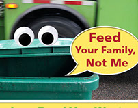 FOOD: Too good to Waste Campaign 2015