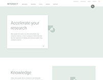 Intersect UX Strategy & Design