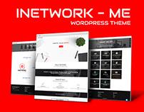 inetwork-me.com - Wordpress theme