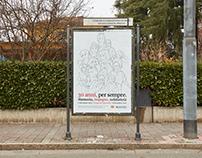SALVEMINI // Poster and trifold design