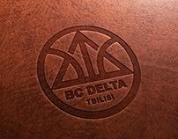 BC DELTA Logo Design