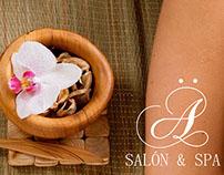 Branding Empresarial - Almarë Salón y Spa