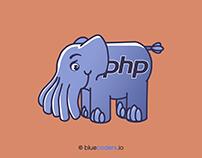 Un logo PHP à 5 trompes ? - BLUECODERS