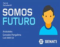 Senati - Diseño Carnet 2018