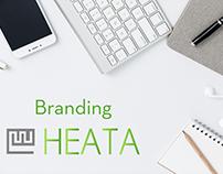 Heata | Branding