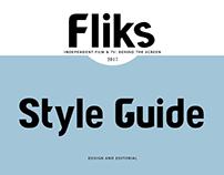 Fliks Style Guide