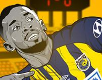 Usain Bolt (CC Mariners)
